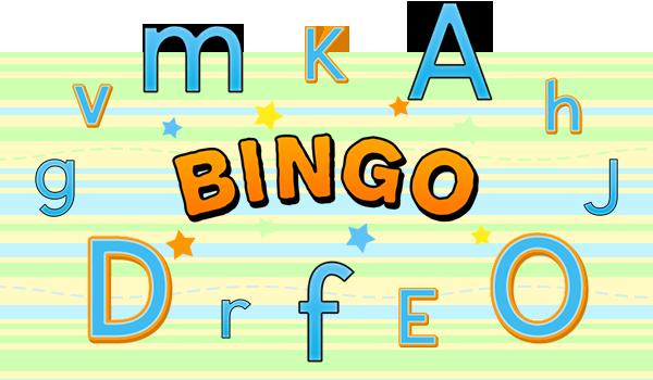 Jeux Sam Amuse Jeu de bingo pour apprendre l'alphabet en français